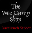 The Wee Curry Shop Buccleuch Street Glasgow